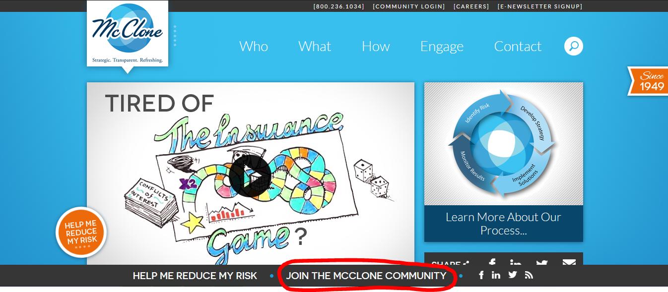 McClone Website