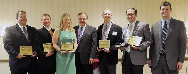 Sam McClone Named 2013 Young Professional of the Year