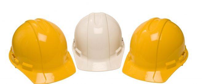 Three-Construction-Helmets