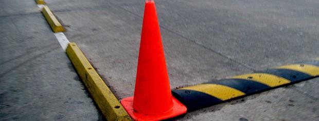 orange-traffic-cone-on-street