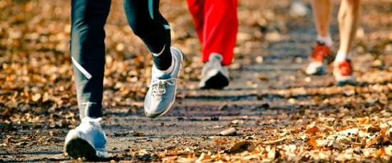 running-in-fall